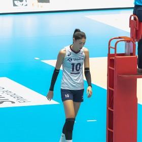 gh5s 아시아 여자 배구 선수권 대회 잠실 체육관