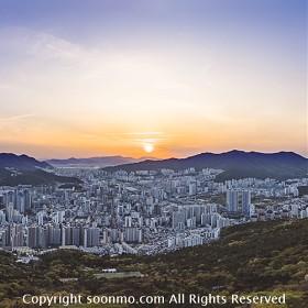[EOS R5, A7R4] 부산 황령산 봉수대 파노라마 야경