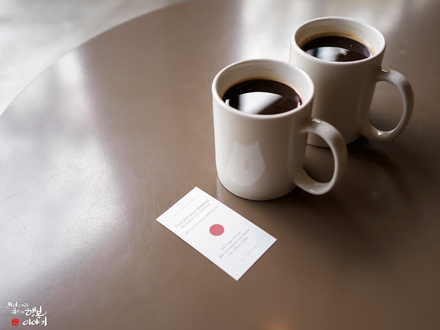 [E-M1X] 카페 데이트