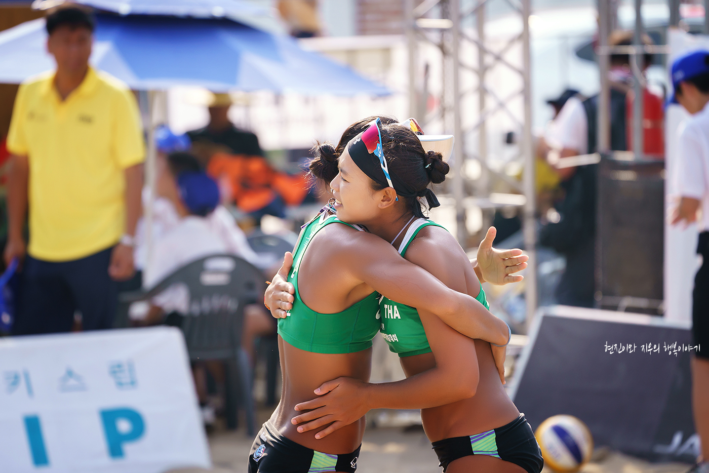 [A9] 2017 울산진하 세계여자 비치발리볼대회(4강 2경기)