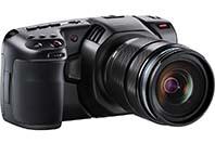 블랙매직, Blackmagic Pocket Cinema Camera 4K 발표