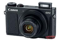 캐논 G9 X Mark II의 스펙과 이미지