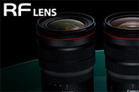 캐논, RF70-200L / RF50mm F1.8 을 곧 발표
