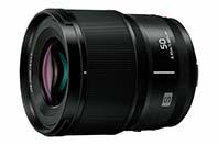 파나소닉, LUMIX S 50mm F1.8 정식 발표 (S-S50)