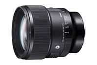 시그마, 85mm F1.4 DG DN Art 발표.
