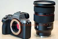 삼양 AF 24-70mm F2.8 FE의 이미지와 스펙