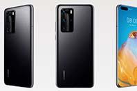 Huawei, 18~240mm 5카메라 탑재 P40 Pro+ 발표