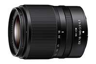 니콘, NIKKOR Z DX 18-140mm f / 3.5-6.3 VR 정식 발..