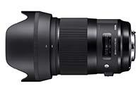 시그마 40mm F1.4 / 56mm F1.4 DN 가격 결정