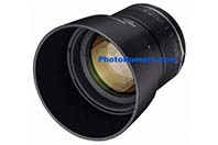 삼양, MF 85mm F1.4 / MF 14mm F2.8 II 제품 이미지