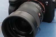 소니 FE35mm F1.4 GM, 곧 발표?