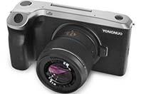 Yongnuo, M43 카메라 YN455 발표