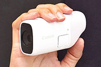 캐논, 신개념 초망원 컴팩트 카메라 PowerShot ZOOM