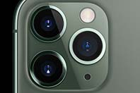트리플 렌즈 탑재 iPhone 11 Pro(Max)