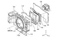 캐논, 보다 작은 미러리스 특허