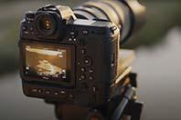 니콘 Z9 티저2탄, 8K 장시간 녹화