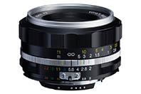 보이그랜더, 니콘용 ULTRON 40mm F2 SL II S 발표.