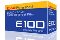 코닥, 엑타크롬(EKTACHROME)필름을 부활시키다.