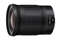 니콘,NIKKOR Z 24mm f / 1.8 S 발표