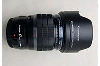 올림푸스 17mm F1.2 제품 이미지 유출