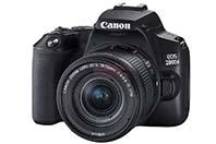 캐논 EOS 200D II 이미지와 스펙