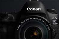 캐논, EOS 5D Mark V 개발을 중단?