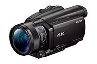 소니, 8K 시스템 카메라 및 신제품 캠코더 발표