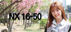 Samsung NX 16-50