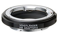 ������� Voigtlander VM-E Mount Adapter II�� �߸�.