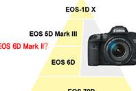ij��6D Mark II�� ������ 6D���� ���� Ŭ������ ��ȯ?
