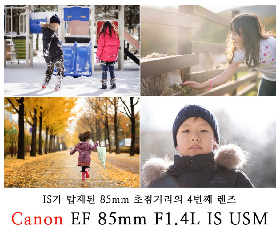 [EF 85mm F1.4L IS USM 리뷰_3] HJ의 85mm 이야기